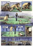 Stargate Atlantis comic pg5 by astridv