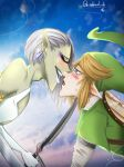 I ship a lot, okay? lol (Ghirahim x link) by Zimandchowder4evr