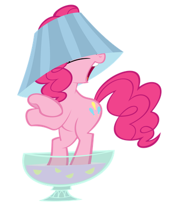 Pinkie the Party Animal by OriginalCanadian