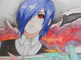Third representation - Touka by ElectroChiara