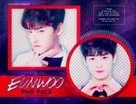 PNG PACK: Eunwoo (ASTRO) by Yumi-chan19