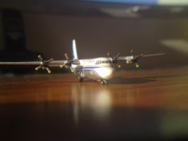 C-130 model by SomethingWild7