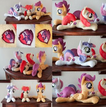 CMC Beanies for WaffleBerry by adamlhumphreys