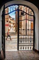 gate by marrciano