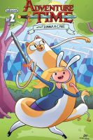 Adventure Time with Fionna and Cake by ChadAT
