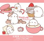 PNG PACK#1_Rabbits by KylinZ