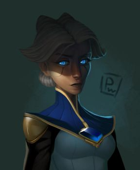 [FDC] Camille from League of Legends! by Poisewritik