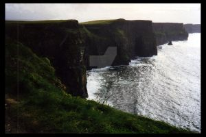 Cliffs of Moher by PeabodyRose