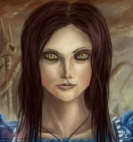 Alice, Alice Madness, Returns by vempirick