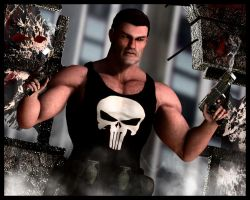 Punisher 2 by Tachikoma-X