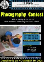 UP CRAdLe Photography Contest by osyr