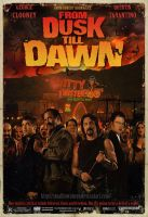 From Dusk Till Dawn poster by smalltownhero