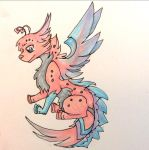 Egg hatched 2! by dolphin4dreamer