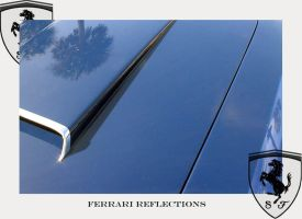 Ferrari Reflections by ChaoticChild555
