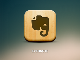 Evernote icon by luisperu9