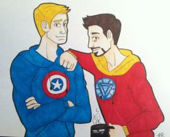 Superhusbands- Hoodies MK II by BeenAsleepFor70Years