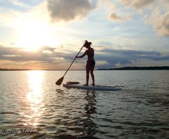 Stand and Paddle SUP 4609 by PaddleGallery