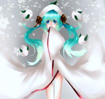 Snow Miku 2013 by BonBonMui