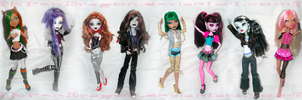 MH: RftG dolls by KPenDragon