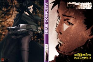Ergo Proxy Capa DVD by CEROL