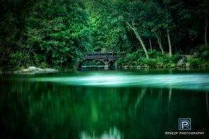 Green Bridge by rpaezp