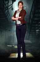 Claire Redfield(Def. modded)ReREV2 by XKamsonX