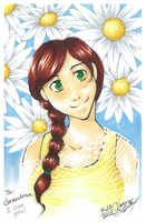 Daisy Lace by chiyokins
