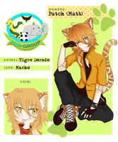 ZG Ficha - Patch/Matt by Luna-The-Wolf