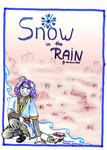 Snow in the Rain - Comics cover (finished) by deidara1444