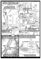 Divine Blood Character Creation - Page Eleven Inks by Thrythlind