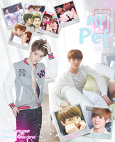 My Pet Poster by SwagSagwa