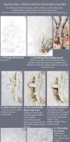 Tree Tutorial by GrimDreamArt
