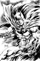 Batman nanananana Batman by gammaknight