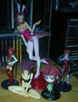 Kallen's army by Paulalee