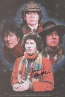 Tom Baker by caldwellart