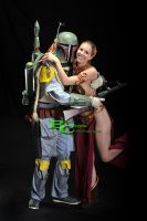 Love For the Fett Man by Sheikahchica