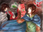 Dragon Riders: Fire and Misery by ElizaLento