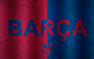 FC BARCELONA - wallpaper by Ccrt