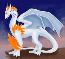Celestial Dragon by KaraTails