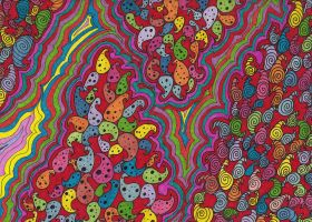 Paisley Explosion by crazyruthie