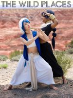 Aladdin vs Judal by StellaChuu