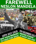 Farewell Mandela by Party9999999
