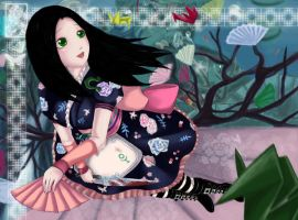 Alice Madness Return_Oriental Grove by syahilla