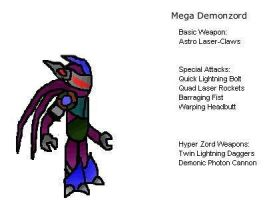 Mega Demonzord by Puzzleguy19