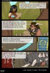 Out in the Open, Page 2  - Call to Arms by ColdBrush