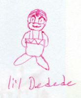 Little Dedede by theorygirl