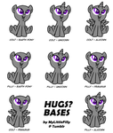 BASE: My Little Filly, Hugs? by JackiePhantom13