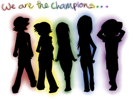 We are the Champions by Nixhil
