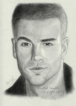 Mark Salling by withering-black-rose
