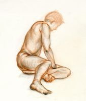 Male Figure by hakepe